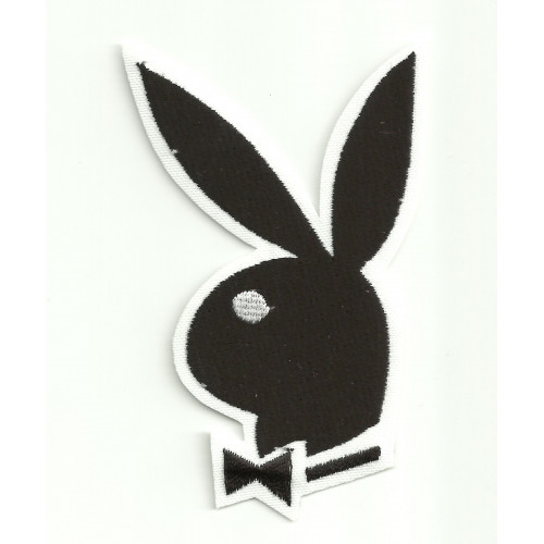 embroidery  patch  PLAYBOY 5cm x  9,5cm