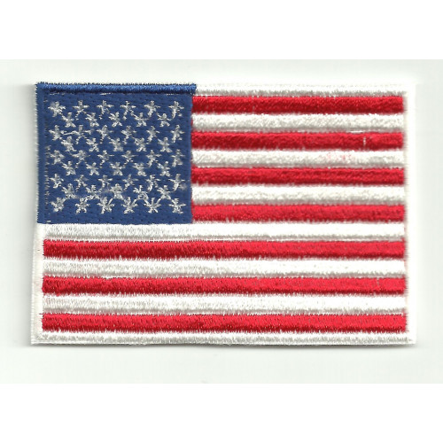Patch USA flag 7cm x 5cm