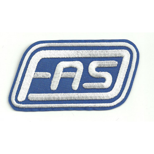 Embroidery  patch  FAS 8,5cm x 5cm
