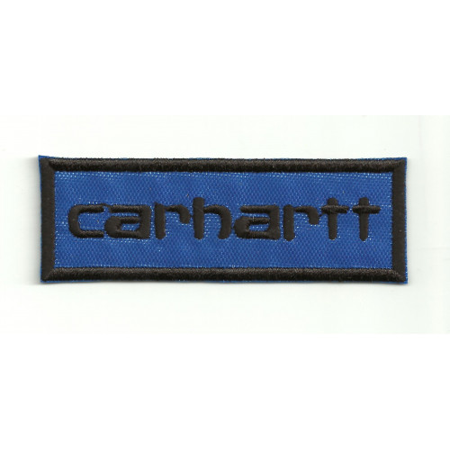 Parche bordado CARHARTT 8cm x 3cm
