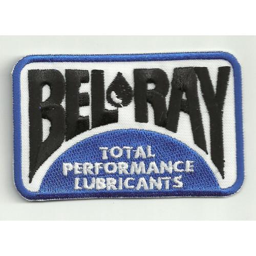 Parche bordado  BEL RAY  8.5cm x 5,5cm