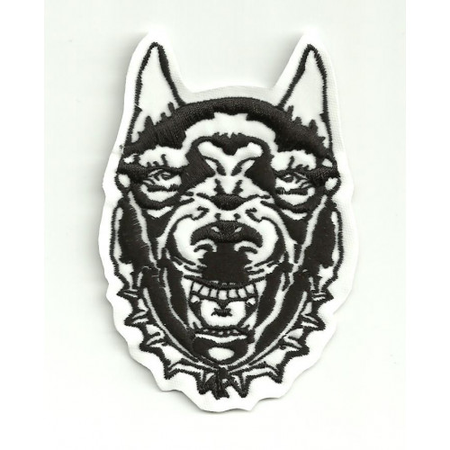 Embroidery Patch DOBERMAN 6,5cm x 10cm