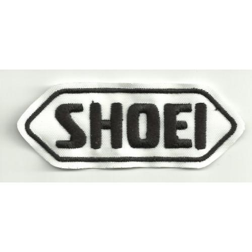 Parche bordado SHOEI 4,5cm x 1,5cm