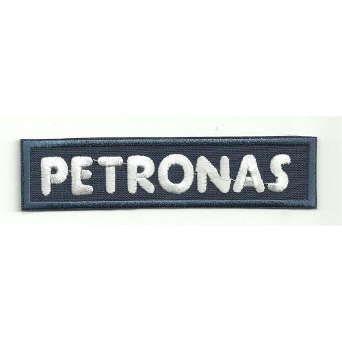 Patch embroidery PETRONAS MARINO 6cm x 1,3cm