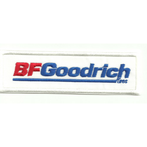 Patch embroidery BF GOODRICH 5cmx 1,5cm