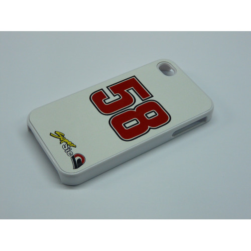 IPHONE 4 AND 4S SIMONCELLI SUPER SIC WHITE