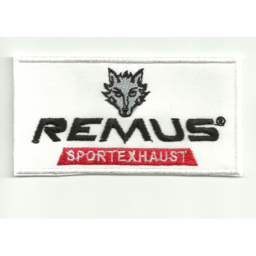 Patch embroidery REMUS 4,5cmx 2,8cm