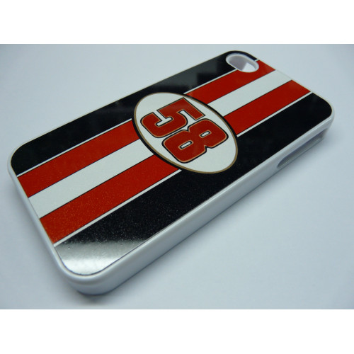 IPHONE 4 AND 4S SIMONCELLI 58 WHITE