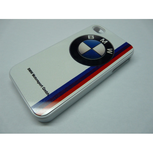 IPHONE 5 BMW WHITE