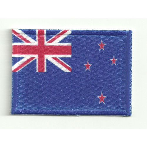 Patch embroidery FLAG LEBANON  7CM x 5CM