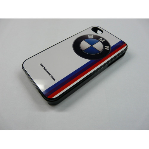 IPHONE 4 Y 4S BMW NEGRA