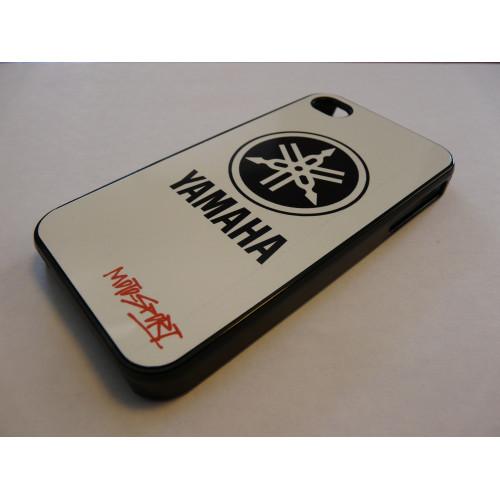 IPHONE 5 YAMAHA BLACK AND WHITE