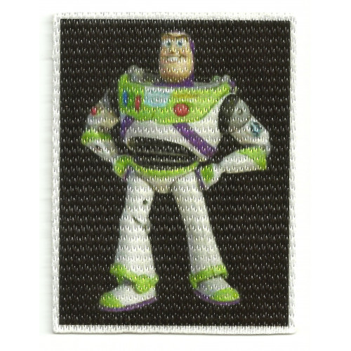 Textile patch BUZZ LIGHT YEAR 7cm x 8,5cm