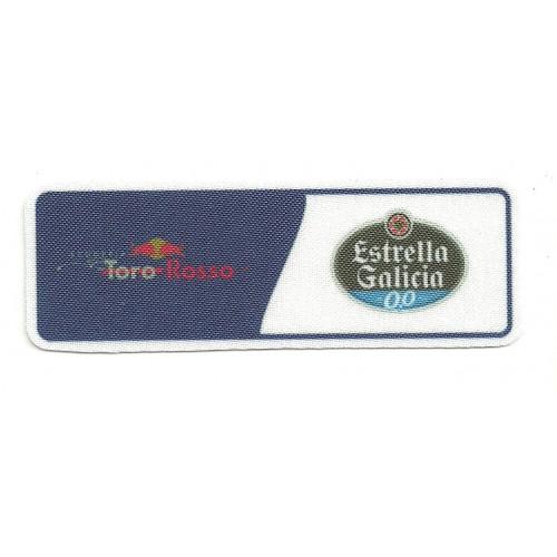 Parche textil VALENTINO ROSSI REDONDO 7cm x 7cm