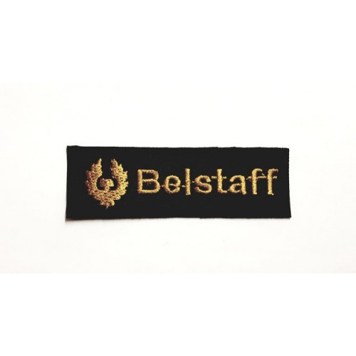 Patch  embroidery BELSTAFF 4cm x 5cm