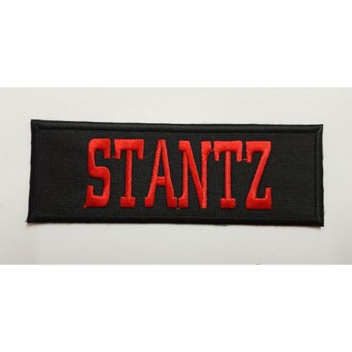 Parche textil CAZAFANTASMAS  20cm x  17cm