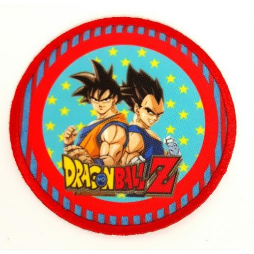 DRAGONBALL patch embroidery and textile 7.5cm