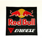 Patch embroidery RED BULL YAMAHA 16cm x  15cm