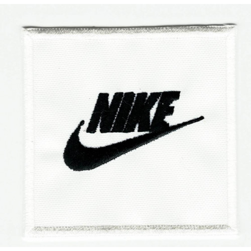 BLACK  NIKE  embroidery patch 6cm x 6cm