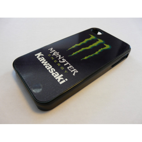 IPHONE 5 MONSTER ENERGY KAWASAKI