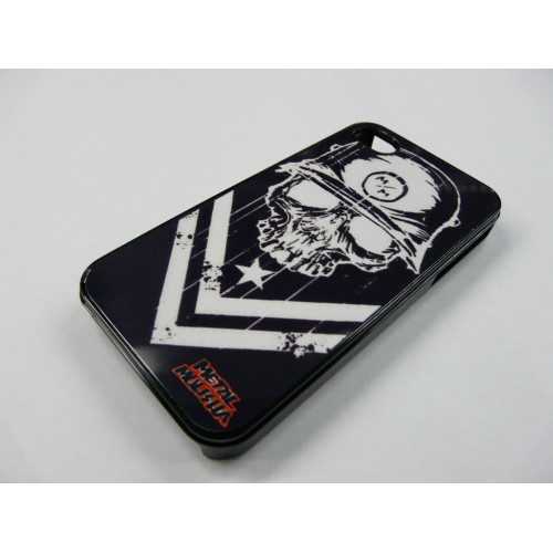 IPHONE 5 METAL MULISHA BLACK