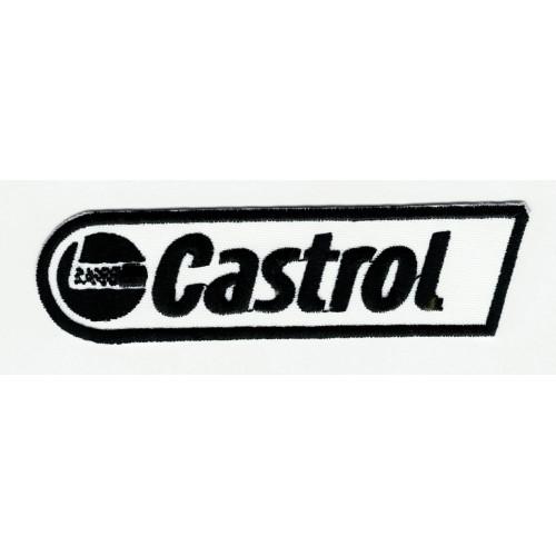 Parche bordado CASTROL  B/M...