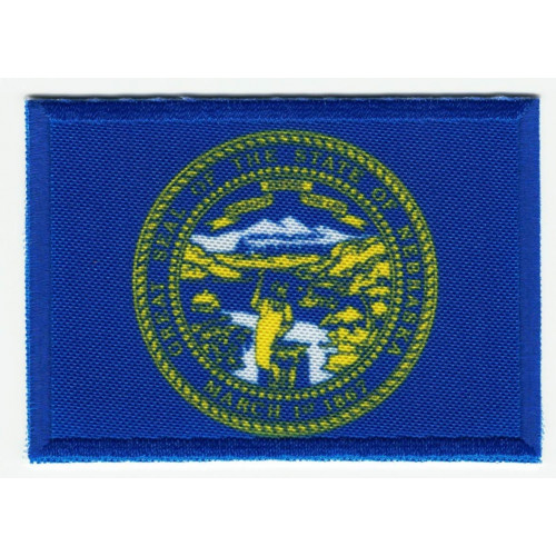 Patch embroidery and textile FLAG   SAN FRANCISCO  4CM x 3CM