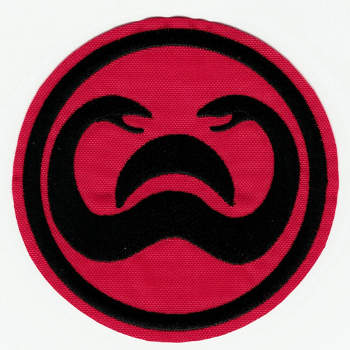 embroidery  patch  CONAN EL BARBARO  8,5cm