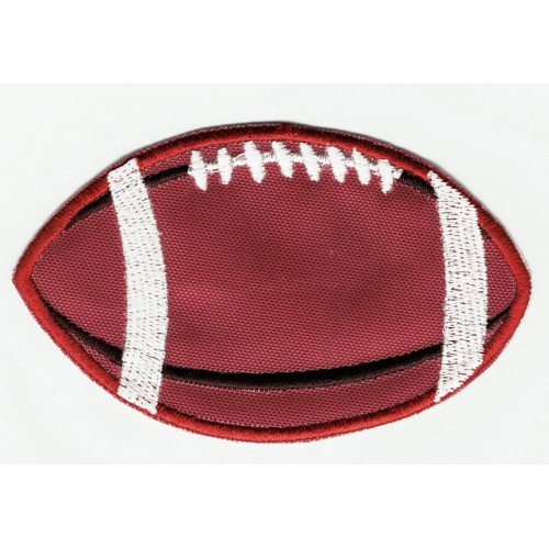 embroidery  patch  FOOTBALL...