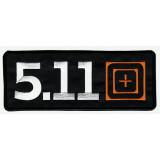 Parche bordado CROSSFIT 5.11 18 cm x 7cm