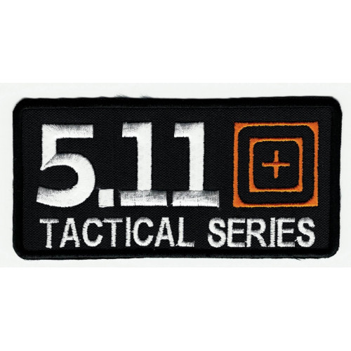 Embroidered patch CROSSFIT 5.11 18 cm x 7cm