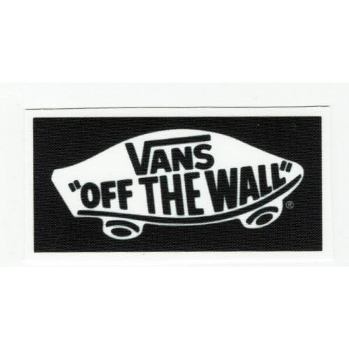 VANS  Textile patch 8,5cm x...