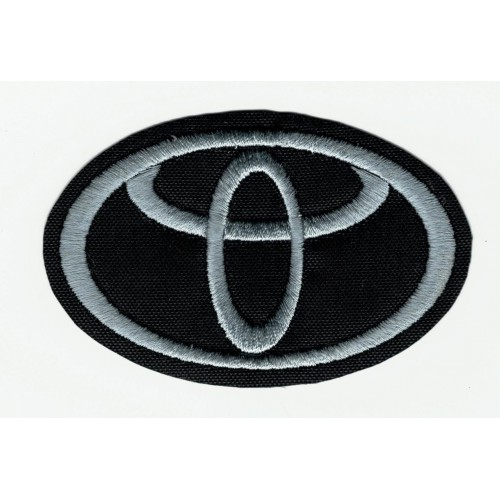 Patch embroidery TOYOTA...