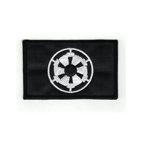 Embroidered patch FLAG...