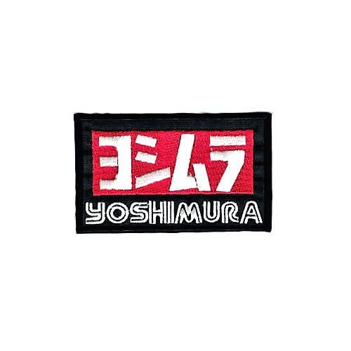 Embroidered patch YOSHIMURA...
