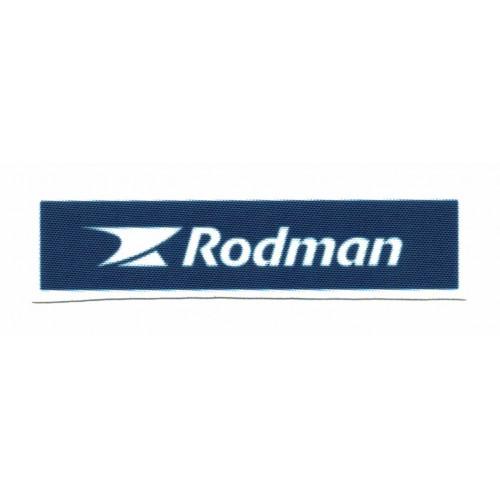 Parche textil RODMAN 9,5cm...