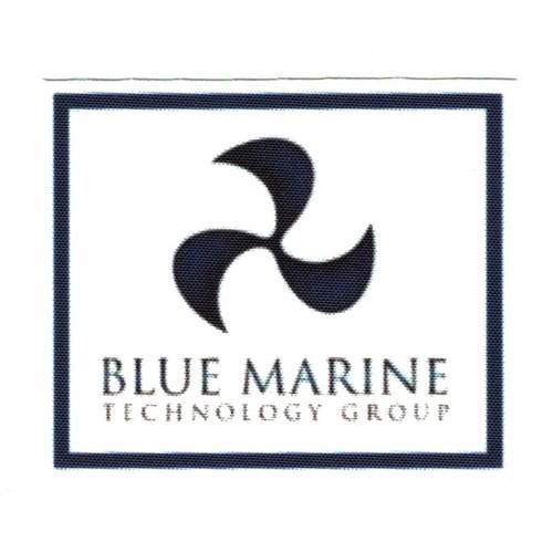 Textile patch BLUE MARINE...
