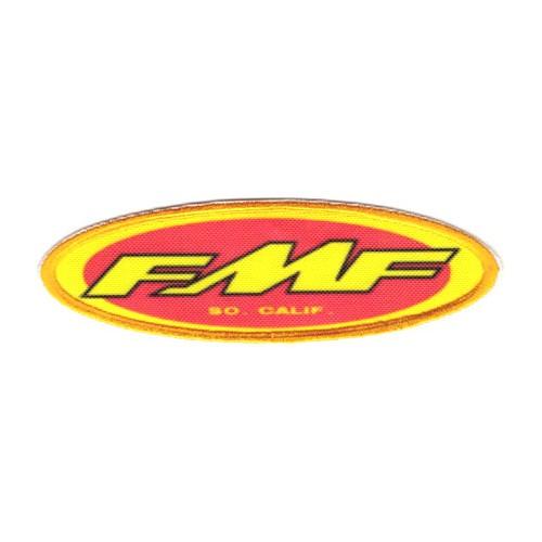 Parche textil y bordado FMF...