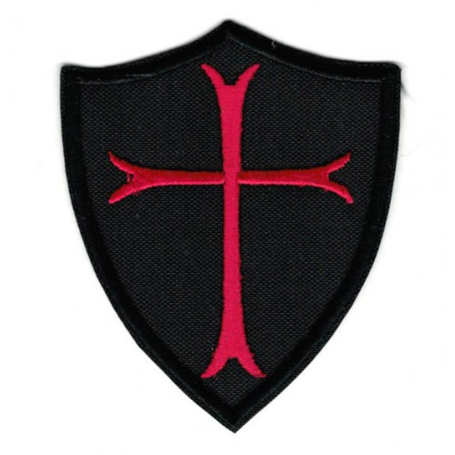Patch embroidery  TEMPLAR...
