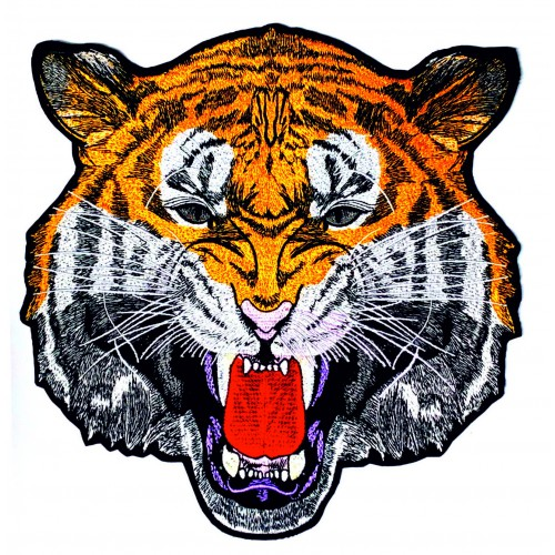 Embroidered patch TIGER DE...