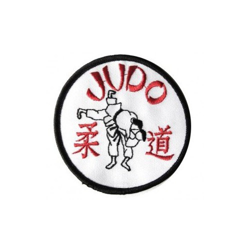 Embroidery patch JUDO   8cm