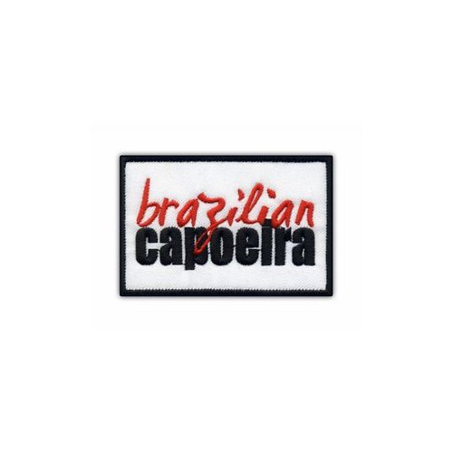 Embroidery patch CAPOEIRA...