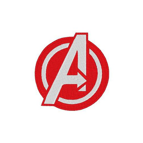 Embroidery patch  AVENGERS 8cm