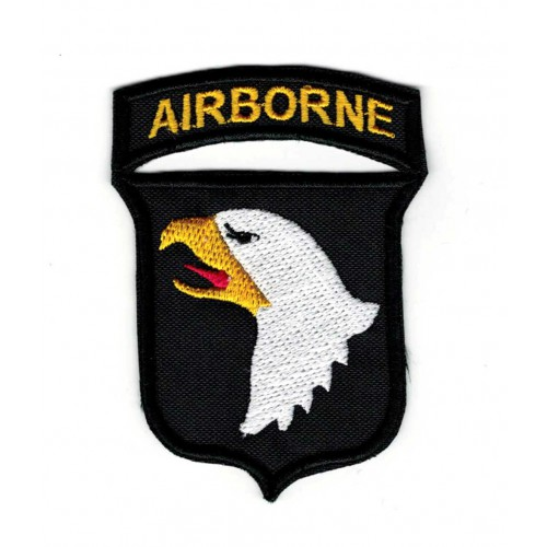 Embroidery patch  AIRBORNE...