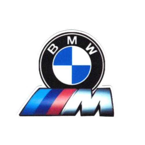 Textile patch BMW M 9cm x 8cm
