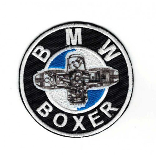 Patch embroidery BMW BOXER...