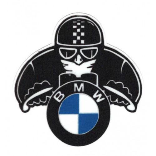 Textile patch BMW MOTERO...