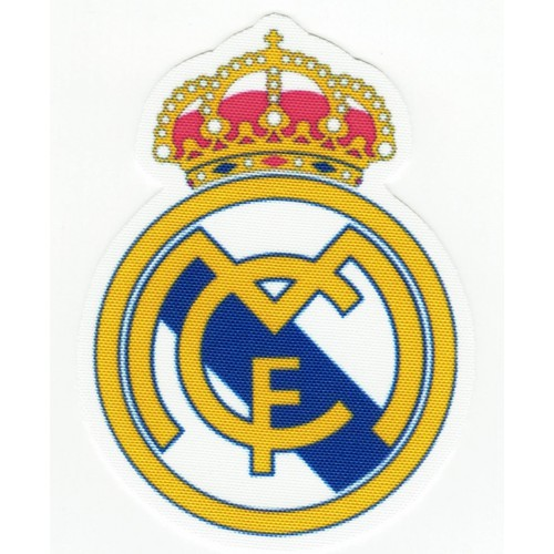 Textile patch REAL MADRID...