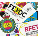 FEDERATIONS PATCHES